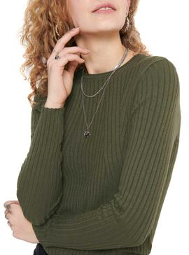 Sweater Only Natalia Green for Woman