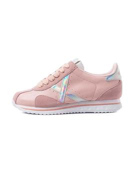Sneaker Munich Sapporo Sky Rosa for Woman