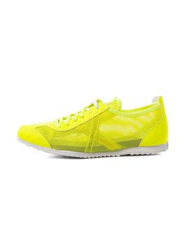 Sneakers Munich Osaka 427 Yellow Neon