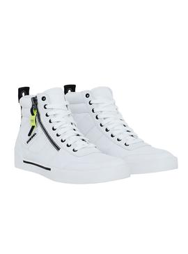 Sneaker Diesel D-Velows White Woman y Man