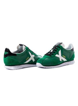 Sneaker Munich Sapporo 80 Green for Man