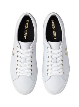 Sneakers Fred Perry Underspin White for Man
