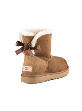 Bootss UGG Mini Bailey Bow II Chestnut