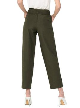 Pants Only Viva Green for Woman