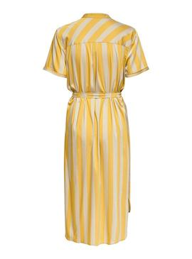 Dress Only Ronja Yellow for Woman
