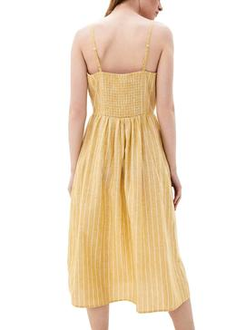 Dress Only Vivian Yellow for Woman