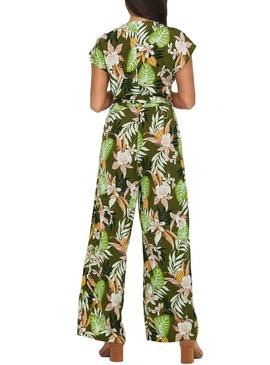 Jumpsuit Only Lizbeth Green for Woman