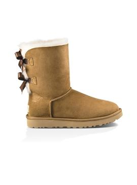 Bootss UGG Bailey Bow II Chestnut for Woman