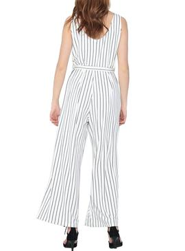 Jumpsuit Only Felia White for Woman