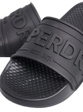 Flip flops Superdry Chunky Black for Woman