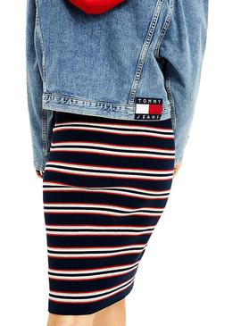 Jacket Tommy Jeans Oversize Denim for Woman