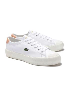 Sneaker Lacoste Gripshot White for Woman