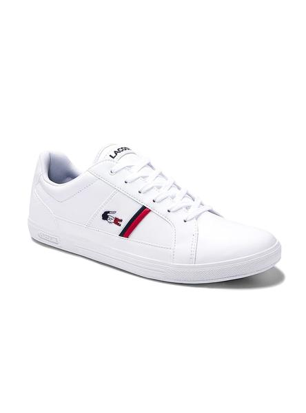 Sneaker Lacoste Europe White for Man