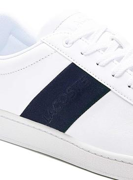 Sneaker Lacoste Carnaby 120 White for Man