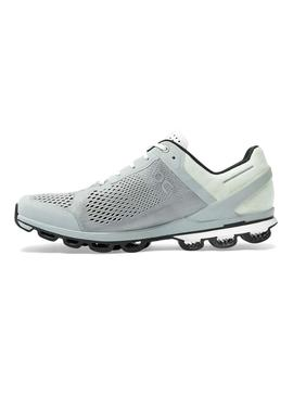 Sneaker On Running Cloud Surfer Gray for Woman