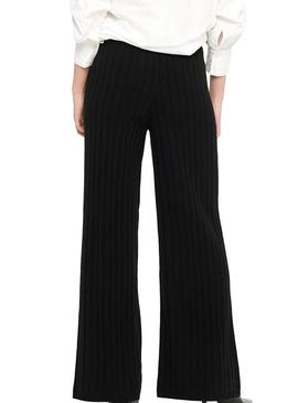 Trousers Only Tessa Black for Woman