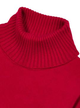 Sweater Mayoral Cisne Red for Girl