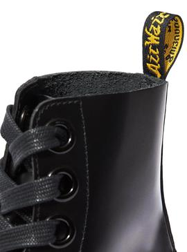 Bootss Dr Martens Molly Platform Black For Woman