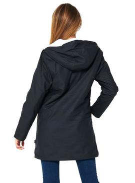Raincoat Only Sally Blu Navy for Woman