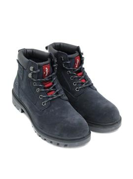 Boots Levis Hodges Blu Navy For Men