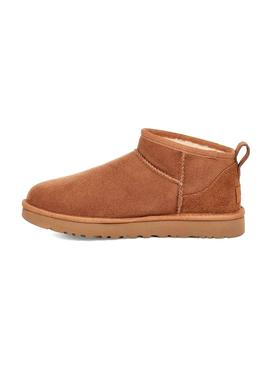 Bootss UGG Classic Ultra Mini Camel for Woman