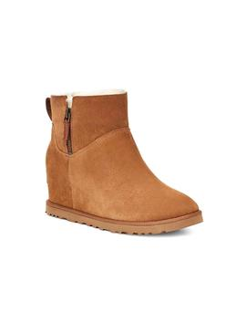 Bootss UGG Zip Camel for Woman