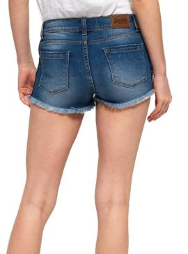 Shorts Superdry Denim Hot Woman