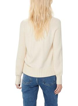 Sweater Only Sandy Beige for Woman