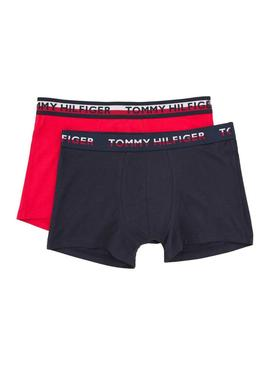 Pack Trunks Tommy Hilfiger Trunk Red Men