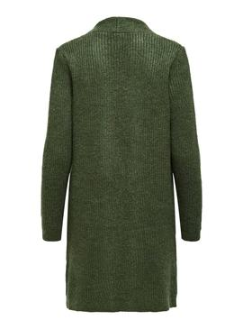 Cardigan Only Jade Green for Woman