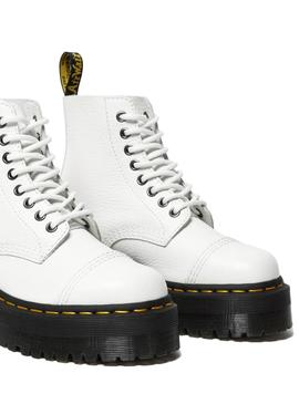 Bootss Dr. Martens Sinclair White for Woman