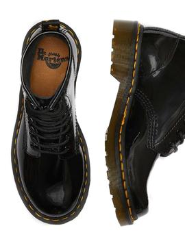 Boots Martens 1460 W Charol Black for Woman
