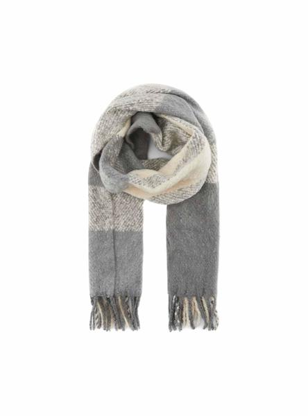Scarf Pieces Suljic Gray for Woman