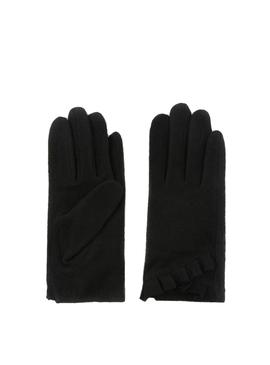 Gloves Pieces Sulva Black for Woman