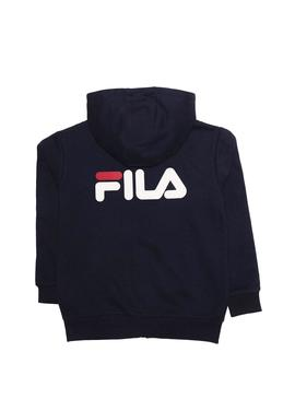 Sweatshirt Fila Adara Blue for Boy y Girl