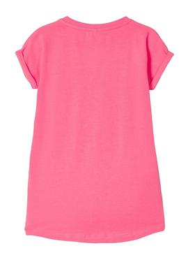 Dress Name It Jalin Fuchsia for Girl