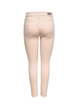 Only Blush Pink Women's Pants