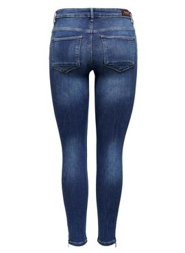 Trousers Only Kendell Life Blue for Woman