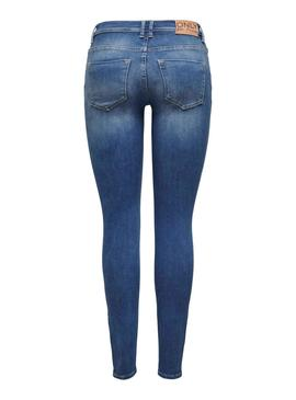 Jeans Only Shape Skinny Light for Woman