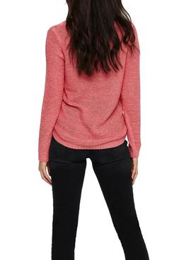 Sweater Only Geena Xo Rosa for Woman