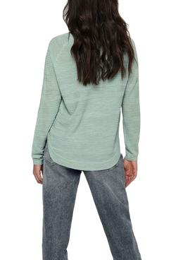 Sweater Only Caviar Green for Woman