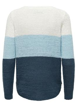 Sweater Only Geena Blu Navy for Woman