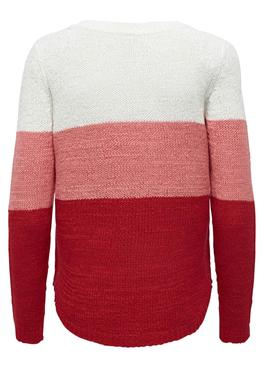Sweater Only Geena Red for Woman