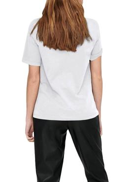 T-Shirt Only Lonnie White for Woman