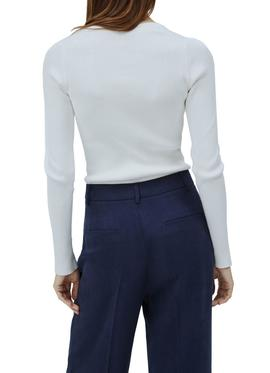 Sweater Pepe Jeans Claire White for Woman