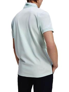 Polo Tommy Hilfiger 1985 Turquoise for Man