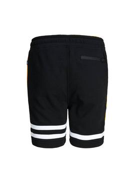 Short Jack And Jones Coblair Black Boy