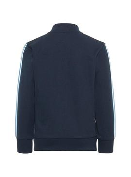 Jacket Name It Drastrib Blu Navy Boy