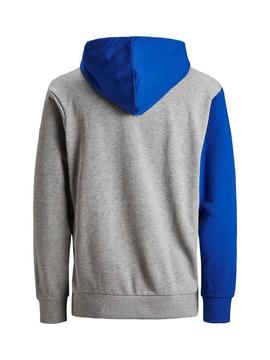 Sweatshirt Jack and Jones Sweat Colourblock Boy