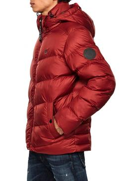 Jacket G Star Raw Whistler Red for Man